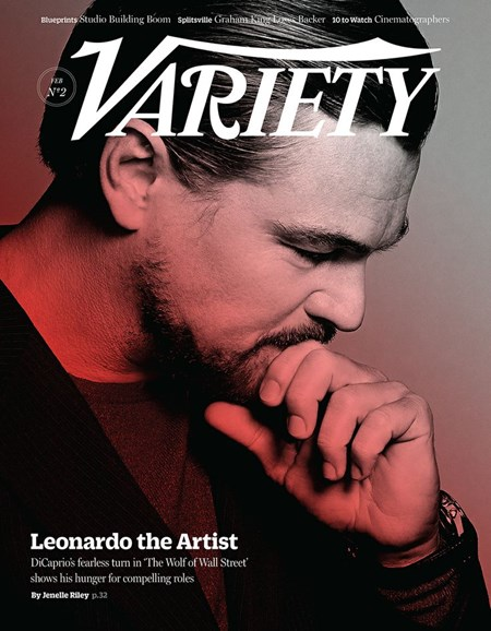 Variety Cover - 2/11/2014