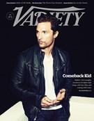 Weekly Variety Magazine 2/18/2014