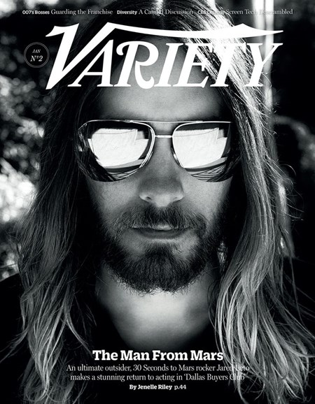 Variety Cover - 1/15/2014