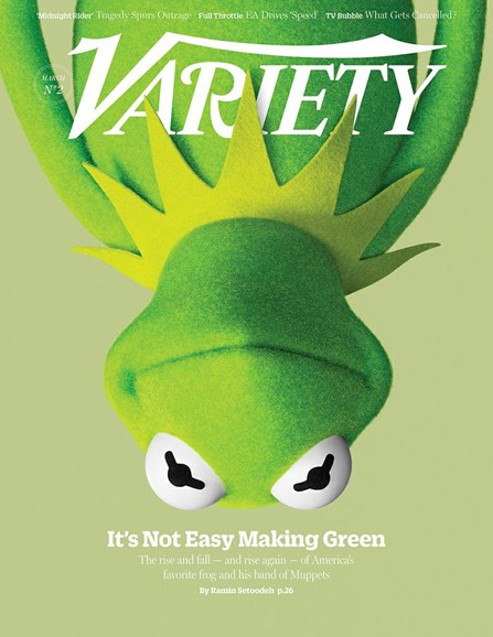 Variety Cover - 3/11/2014