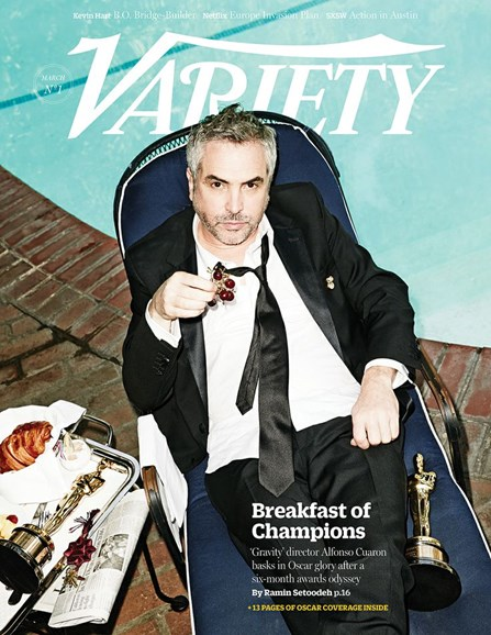 Variety Cover - 3/5/2014
