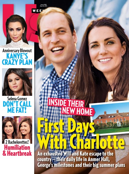 Us Weekly Cover - 5/25/2015