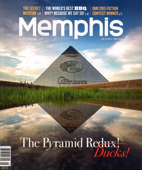 Memphis Cover - 5/1/2015