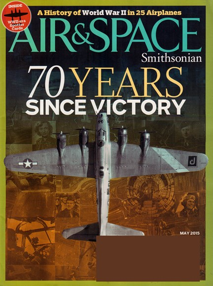Air & Space Cover - 5/1/2015
