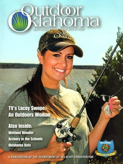 Outdoor Oklahoma Cover - 5/1/2015