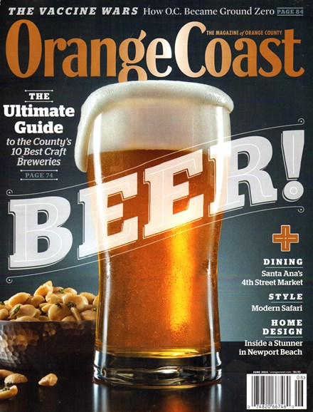 Orange Coast Cover - 6/1/2015