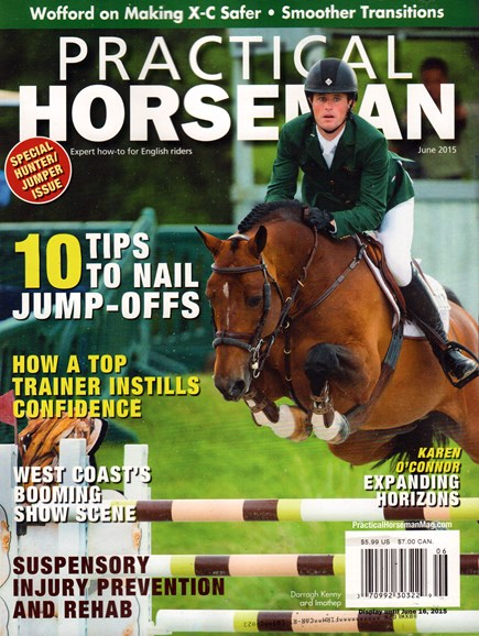 Practical Horseman Cover - 6/1/2015