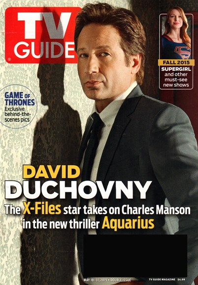 TV Guide Cover - 5/18/2015
