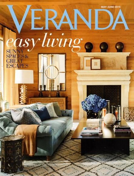 Veranda Cover - 5/1/2015