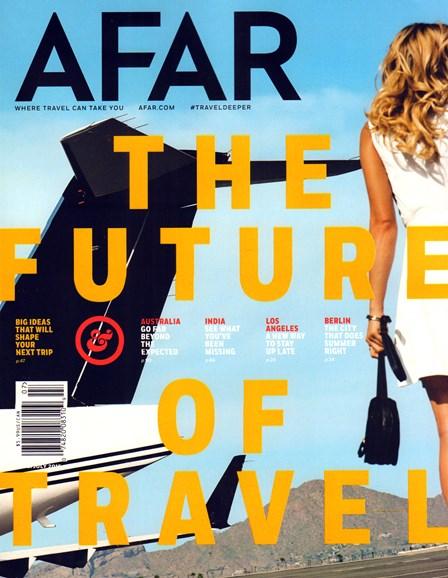 AFAR Cover - 6/1/2015