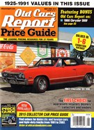 Old Cars Report Price Guide 5/1/2015