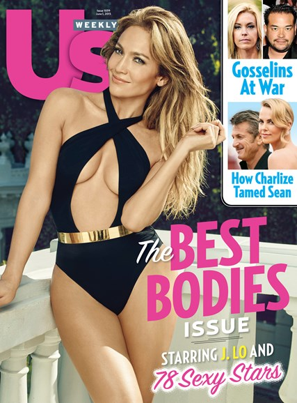 Us Weekly Cover - 6/1/2015
