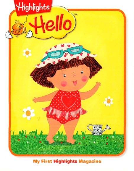 Highlights Hello Cover - 6/1/2015
