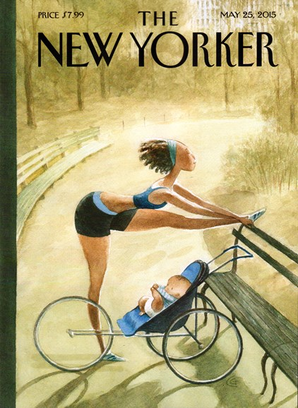 The New Yorker Cover - 5/25/2015