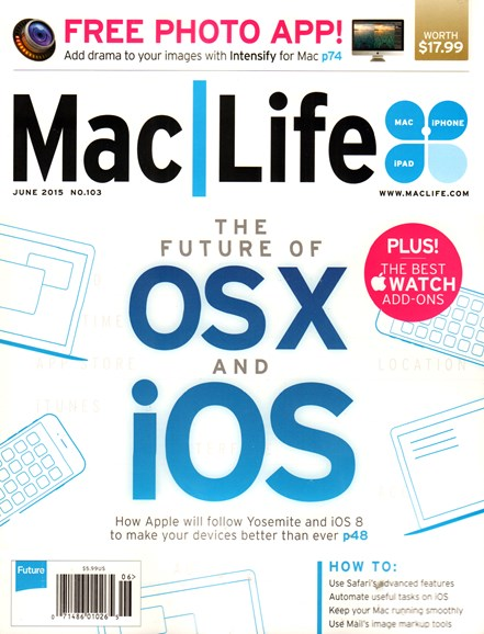 Mac | Life Cover - 6/1/2015