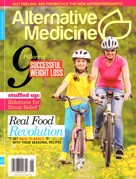 Alternative Medicine Cover - 6/1/2015