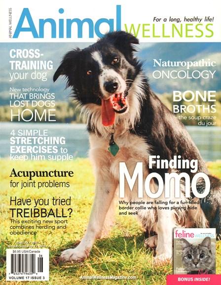 Animal Wellness Cover - 6/1/2015