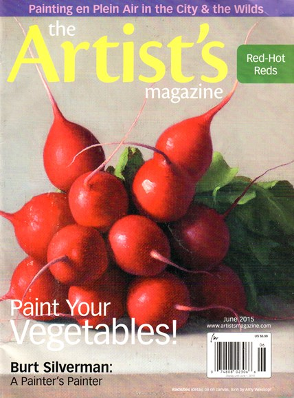 Artists Cover - 6/1/2015