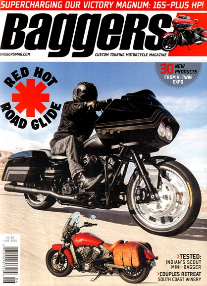 Baggers Cover - 6/1/2015
