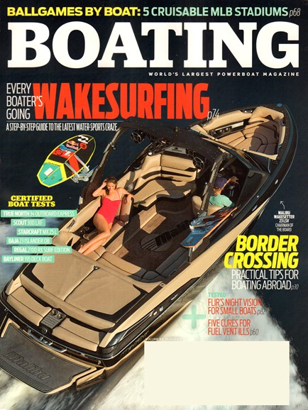 Boating Cover - 6/1/2015