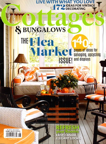 Cottages & Bungalows Cover - 6/1/2015