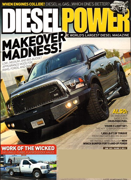 Diesel Power Cover - 6/1/2015