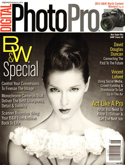 Digital Photo Pro Cover - 6/1/2015