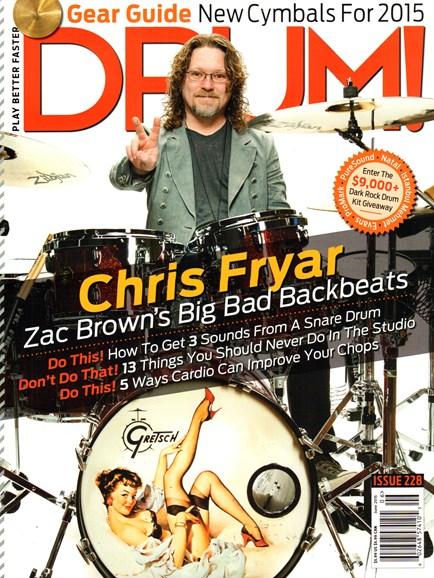 Drum! Cover - 6/1/2015