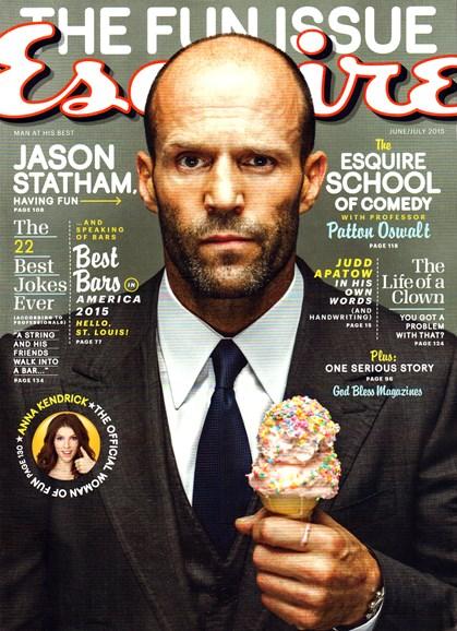 Esquire Cover - 6/1/2015