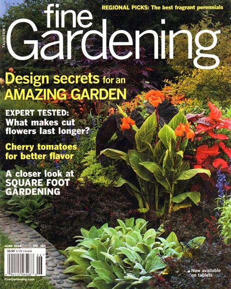 Fine Gardening Cover - 6/1/2015