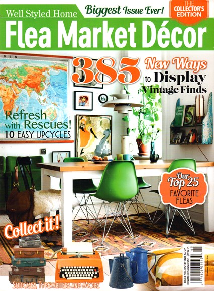 Flea Market Décor Cover - 6/1/2015