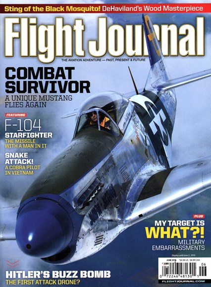 Flight Journal Cover - 6/1/2015