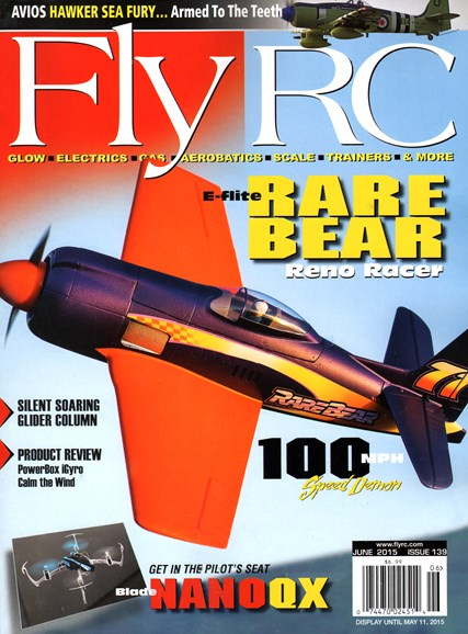 Fly RC Cover - 6/1/2015