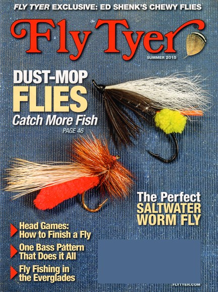 Fly Tyer Cover - 6/1/2015