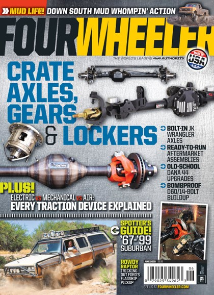 Four Wheeler Cover - 6/1/2015