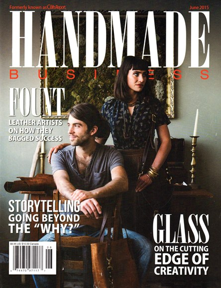 Handmade Business Cover - 6/1/2015