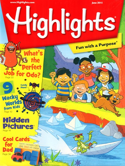 Highlights Cover - 6/1/2015