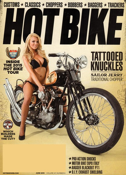 Hot Bike Cover - 6/1/2015