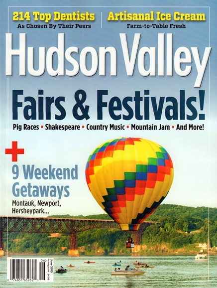 Hudson Valley Cover - 6/1/2015