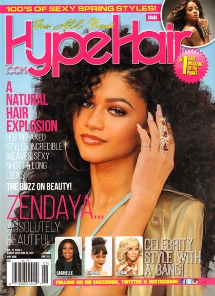 Hype Hair Cover - 6/1/2015
