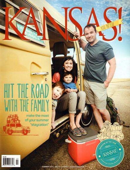KANSAS! Cover - 6/1/2015