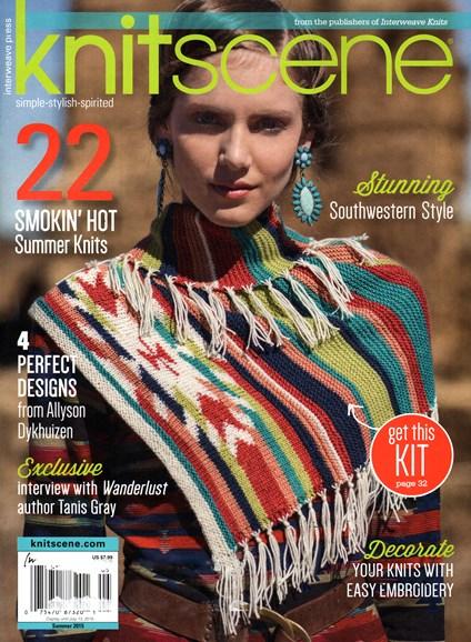 Knitscene Cover - 6/1/2015