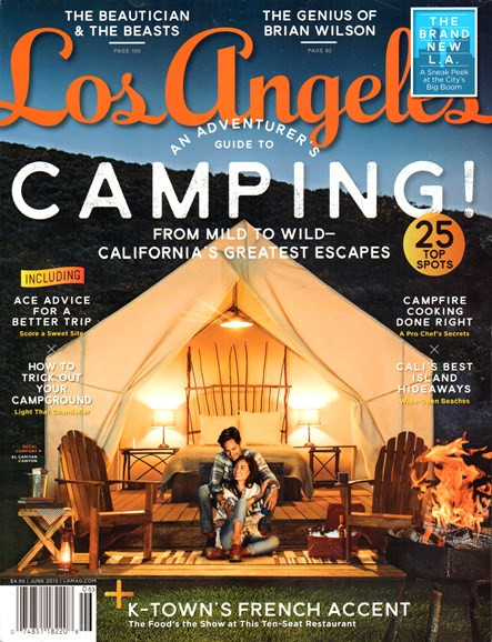 Los Angeles Cover - 6/1/2015