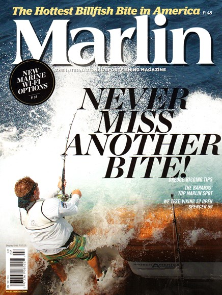 Marlin Cover - 6/1/2015