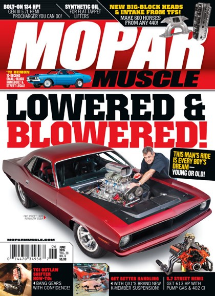Mopar Muscle Cover - 6/1/2015
