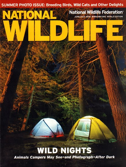 National Wildlife Cover - 6/1/2015