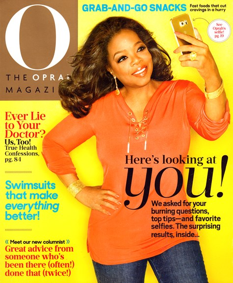O The Oprah Cover - 6/1/2015