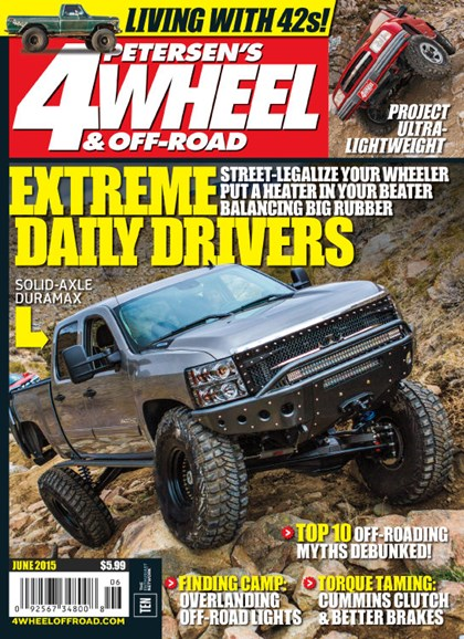 4 Wheel & Off-Road Cover - 6/1/2015