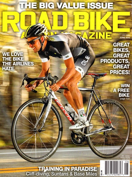 Road Bike Action Cover - 6/1/2015
