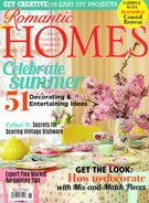 Romantic Homes Magazine 6/1/2015